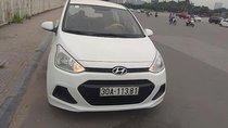 Bán ô tô Hyundai Grand i10 1.0 MT Base đời 2014, màu trắng, nhập khẩu nguyên chiếc