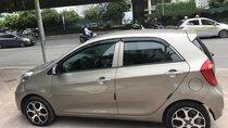Cần bán xe Kia Morning năm 2015, màu vàng