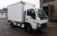 Xe tải Isuzu thùng composite dài 3m6