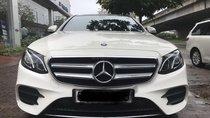 Bán Mercedes E300 AMG sản xuất và đăng ký cuối 2016, màu trắng,nội thất nâu,giá tốt .