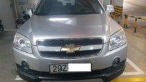 Chevrolet Captiva 2.4 LTZ màu bạc 7 chỗ, sản xuất 2007 biển Hà Nội