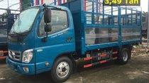 Cần bán Thaco OLLIN 350 Euro 4 đời 2018, động cơ Isuzu, giao xe ngay tại Bình Dương - LH: 0944 813 912