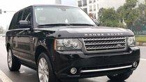 Bán LandRover Range Rover đời 2011, màu đen, nhập khẩu