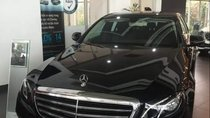 Bán xe Mercedes E200 2019, màu đen, giá tốt