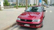 Bán lại xe Toyota Corolla năm 1996, màu đỏ, nhập khẩu