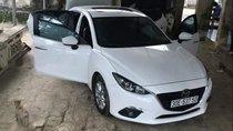 Bán lại xe Mazda 3 năm sản xuất 2015, màu trắng