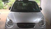 Bán xe Kia Morning đời 2012, màu bạc, xe gia đình