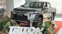 Bán Mitsubishi Triton đời 2019, màu xám, xe nhập