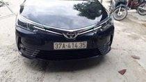 Bán Toyota Corolla altis sản xuất năm 2018, màu đen, chính chủ