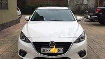 Bán Mazda 3 1.5AT năm 2017, màu trắng như mới