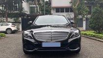 Chính chủ bán Mercedes C250 Exclusive Sx 2015, màu đen, giá cực tốt