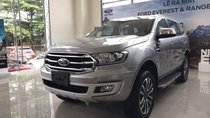 Bán Ford Everest 2019, màu bạc, nhập khẩu