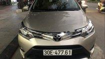 Cần bán gấp Toyota Vios G 2017 chính chủ, 550tr