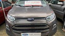 Cần bán xe Ford EcoSport năm sản xuất 2017, màu xám