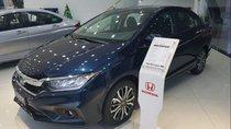 Bán xe Honda City năm sản xuất 2019, màu xanh lam