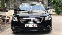 Bán Toyota Camry sản xuất 2010, màu đen, nhập khẩu nguyên chiếc chính chủ, 580 triệu