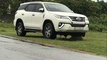 Bán Toyota Fortuner đời 2017, màu trắng, nhập khẩu