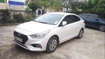 Bán Hyundai Accent năm 2018, màu trắng chính chủ