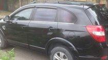 Bán Chevrolet Captiva đời 2007, màu đen, xe nhập số tự động