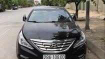 Cần bán lại xe Hyundai Sonata năm sản xuất 2010, màu đen, nhập khẩu chính chủ