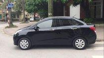 Bán Hyundai Grand i10 năm 2016, màu đen, nhập khẩu nguyên chiếc chính chủ