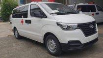 Bán Hyundai Grand Starex cứu thương, động cơ máy dầu 2.5L, màu trắng, giao ngay