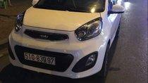 Cần bán lại xe Kia Morning năm sản xuất 2014, màu trắng, xe nhập xe gia đình