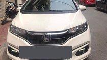Bán gấp Honda Jazz 2018 số tự động, màu trắng rất thể thao
