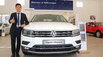Bán Volkswagen Tiguan Allspace 2019, thiết kế hoàn toàn mới