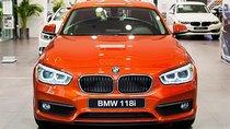 Cần bán xe BMW 1 Series 118i đời 2019, giới hạn tốc độ, 6 túi khí, lốp an toàn chống xịt Runfla