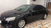 Bán Toyota Camry 2.4G màu đen sản xuất 2012 (Đời chót), xe đăng ký tư nhân