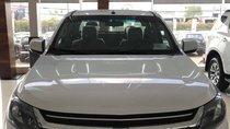 Bán Chevrolet Colorado LT 2018, màu trắng, xe nhập khẩu mới 100% giao ngay