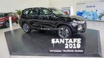 Siêu phẩm Hyundai Santa Fe 2019, nhiều ưu đãi khi mua xe, hỗ trợ giá, trả trước thấp, đủ màu đủ phiên bản giao ngay