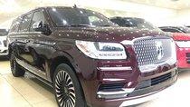 Cần bán xe Lincoln Navigator Black Label sản xuất 2018, màu đỏ, nhập khẩu nguyên chiếc