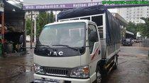 Bán xe tải JAC 2T4 động cơ Isuzu thùng 4m4 đời 2019