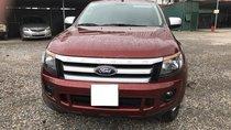 Bán Ford Ranger XLS 2.2AT 2015, màu đỏ bóc đô, nhập khẩu nguyên chiếc, giá 510tr