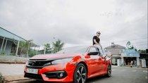 Bán xe Honda Civic 1.5L năm 2017, màu đỏ