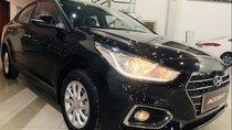 Bán ô tô Hyundai Accent 1.4AT sản xuất 2019, màu đen, xe nhập