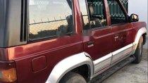 Bán Mekong Paso 1995, màu đỏ, xe nhập, xe mới sơn lại