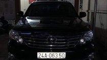 Bán xe Fortuner 2.5G, xe gia đình, sản xuất 2016