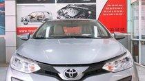 Bán xe Toyota Vios E MT năm sản xuất 2019, màu bạc