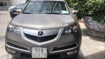Bán xe Acura MDX, đăng ký năm 2010 lên phom 2011, xe nhập khẩu, số tự động, máy xăng, màu xám