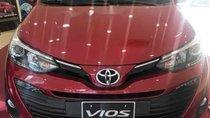 Bán Toyota Vios sản xuất năm 2019, màu đỏ, giá 466tr