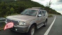Bán xe Ford Everest 2005, màu hồng phấn, máy dầu