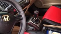 Bán Honda Civic MT đời 2008, màu đen, xe gia đinh ít đi