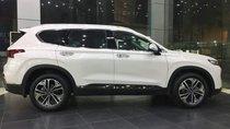 Bán xe Hyundai Santa Fe đời 2019, màu trắng, xe có sẵn, giao ngay, full màu