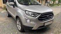Bán Ford EcoSport Titanium 1.5L đời 2018, màu bạc