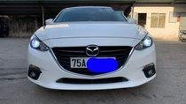 Chính chủ bán Mazda 3 đời 2015, màu trắng, giá 550tr