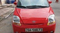 Xe Daewoo Matiz 0.8 AT sản xuất 2008, màu đỏ