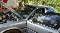 Bán xe Toyota Camry MT đời 1988, nhập khẩu, xe còn zin, máy êm